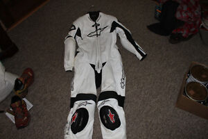 Alpinestar Full Leather Suit