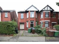 Studio flat in Princess Avenue, Manchester, M25