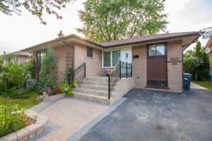 House for Sale with In-law suite in Mississauga - Clarkson Area