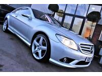 MERCEDES CL500 FULL MERCEDES HISTORY AMG SPORTS PACK