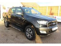 2016 FORD RANGER WILDTRAK TDCI 200 4X4 DOUBLE CAB PICK UP DIESEL