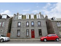 First Floor Flat In Popular Area In Central Aberdeen