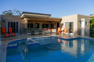 Luxury 5 Bedroom Villa for Rent in SOSUA,DOMINICAN REPUBLIC