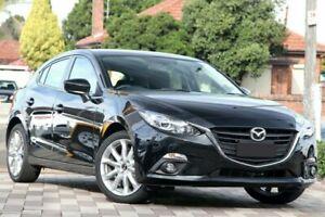 2015 Mazda 3 BM5438 SP25 SKYACTIV-Drive Black 6 Speed Sports Automatic Hatchback Ingle Farm Salisbury Area Preview