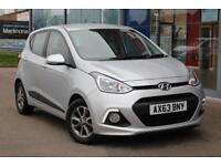 2014 HYUNDAI I10 1.0 Premium GBP20 TAX, BLUETOOTH, ALLOYS and AIR CON