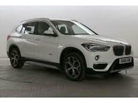 2016 BMW X1 2.0 xDrive20i xLine Auto SUV Petrol Automatic