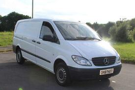Mercedes-Benz Vito 2.1CDi 111 - LWB 111CDI Diesel Van £6995 + VAT