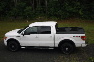 2010 Ford F-150 FX4 Crew Cab Sport (Leather)