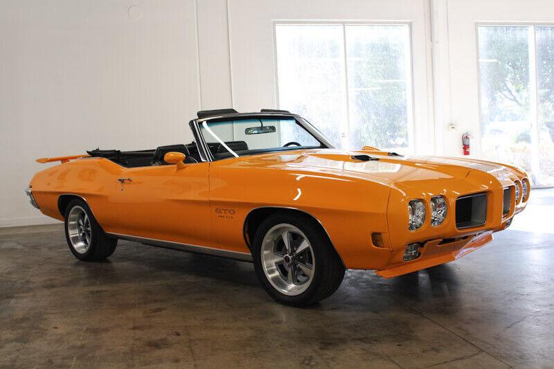 Image 6 Voiture Américaine de collection Pontiac GTO 1970