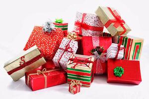 Gift Wrapping Service Edmonton Edmonton Area image 1