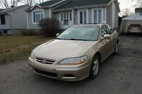 2001 Honda Accord (2 portes)