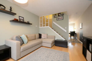 3 Bedroom + Den James Bay Town home $559,000