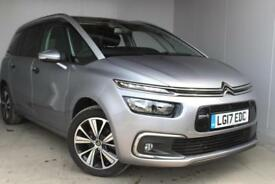 2017 CITROEN GRAND C4 PICASSO 1.6 BlueHDi Flair 5dr