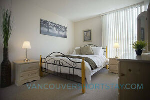 One Bedroom Furnished Suite on Victoria Park-$2,130 per 30 ni.