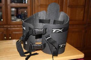 Lacrosse kidney protector/rib pads & shoulder pads - $15