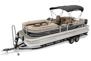 best price on sun tracker pontoon boats in Canada