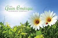 Green Cleaning Service Mississauga, Oakville, Milton, Georgetown