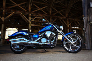 Yamaha star Stryker