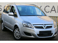 Vauxhall/Opel Zafira 1.7TD 2010 Exclusive 7 seater