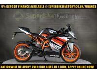 2016 16 KTM RC 125 125CC 0% DEPOSIT FINANCE AVAILABLE