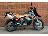 KTM 790 Adventure R 19 - Fresh graphics, cruise control, Quickshifter and MSR