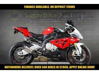 2013 13 BMW S1000RR 1000CC 0% DEPOSIT FINANCE AVAILABLE