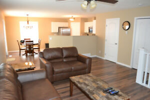 3 Bedroom Furnished Duplex, Everything Included