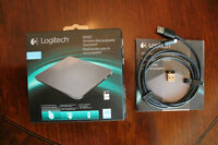 Logitech Wireless Rechargeable Touchpad (T650)