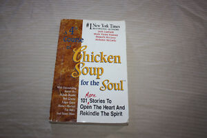 Chicken Soup Books x 3