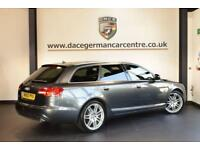 2010 60 AUDI A6 2.0 AVANT TDI S LINE SPECIAL EDITION 5DR 168 BHP DIESEL