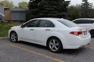 2012 Acura TSX Premium Package Sedan