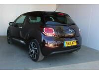 2015 CITROEN DS3 1.2 PureTech DStyle Plus 3dr