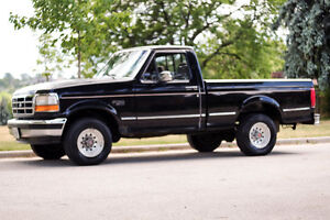 1994 Ford f-150 *new re-built engine*