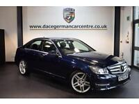 2013 63 MERCEDES-BENZ C CLASS 2.1 C250 CDI BLUEEFFICIENCY AMG SPORT 4DR AUTO 202