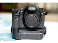 CANON 7D + extras hardly used