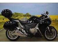Honda VFR 1200 FA 2012**HONDA PANNIERS, HONDA TOPBOX, SHAFT DRIVE**