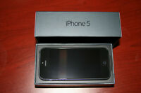 Iphone 5 -16GB - Space grey - Excellent Condition