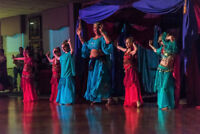 Youth Bellydance Classes with Siyobin
