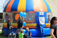 TONS OF FUN BOUNCING CASTLES