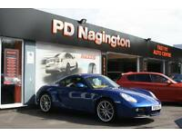 2010 PORSCHE CAYMAN 2.9 + UPGRADED ALLOYS + XENONS + HEATED LEATHER