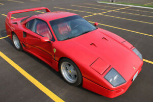 Trade for hot rod or $35,000** The Beautiful Ferrari F40 Replica