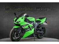 2009 09 KAWASAKI ZX-6R P8F 600CC 0% DEPOSIT FINANCE AVAILABLE
