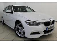 2014 64 BMW 3 SERIES 2.0 318D M SPORT TOURING 5DR AUTOMATIC 141 BHP DIESEL