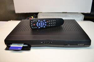 Récepteur Bell Express vu 3100 avec télécommande