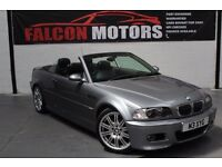 BMW M3 3.2 Convertible 2dr Petrol Automatic (292 g/km, 343 bhp) LOW MILEAGE + FSH