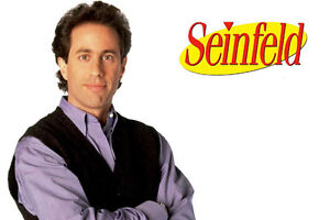 Jerry Seinfeld 7th Row Center Seats ! Sold Out Show