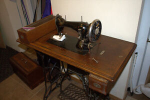 Mosella Treadle Sewing Machine