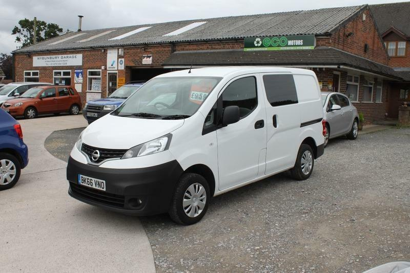 ade0c56a59 Nissan NV200 DCI ACENTA 5 Seat 1.5 DCi 90PS - One Owner - Full Service  History