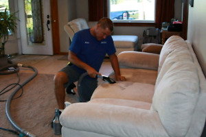 Upholstery deep cleaning services