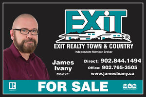 LOT FOR SALE - CANNING NS